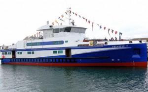 Fromveur-II à Brest