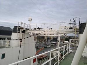 Wifi, Internet et téléphone équipage